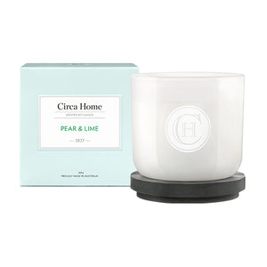 Circa Home1977 Pear & Lime Classic Candle 260G
