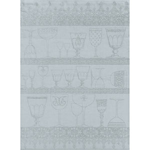 Cristal Tea Towel - Mist