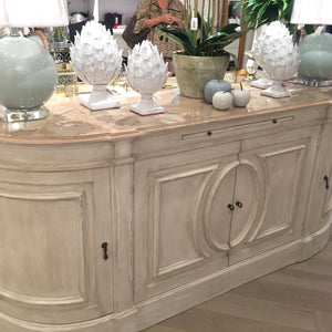 Kingston Half Round Sideboard