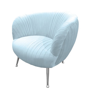 Perugia Arm Chair Blue