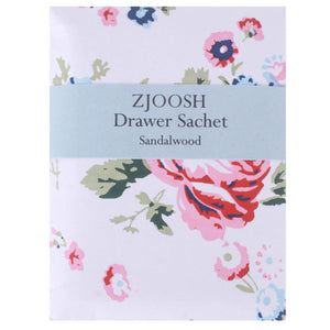 Bloom Drawer Sachet Sandalwood