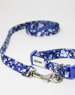 Ditsy Daisy Print Collar and Lead Small
