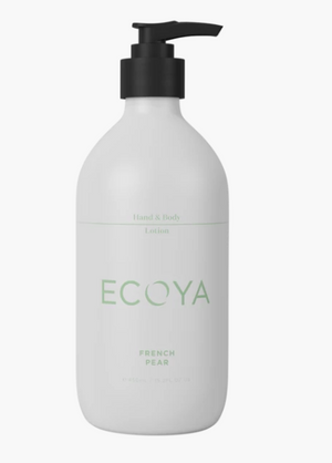 Ecoya French Pear Hand Body Lotion 450ml