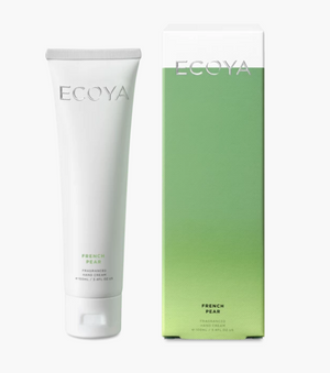 ECOYA French Pear Hand Cream 100ml