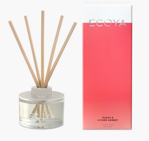 ECOYA Guava Lychee Reed Diffuser 200ml