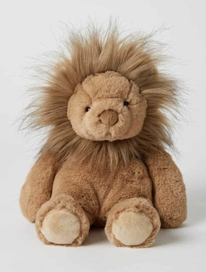Floppy Plush Lion 33cm