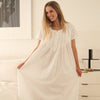 Helen Nightgown White