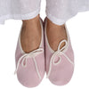 Cashmere Slippers Pink Small