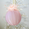 Feather Bauble - Pink