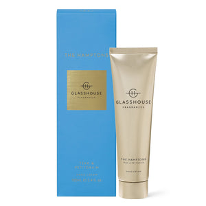 Glasshouse Fragrance The Hamptons Hand Cream 100ml