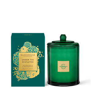GF Under the Mistletoe Candle20 380G