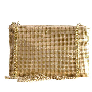 Stephanie Bag Gold