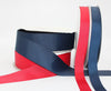 Navy Thin Ribbon Per Metre