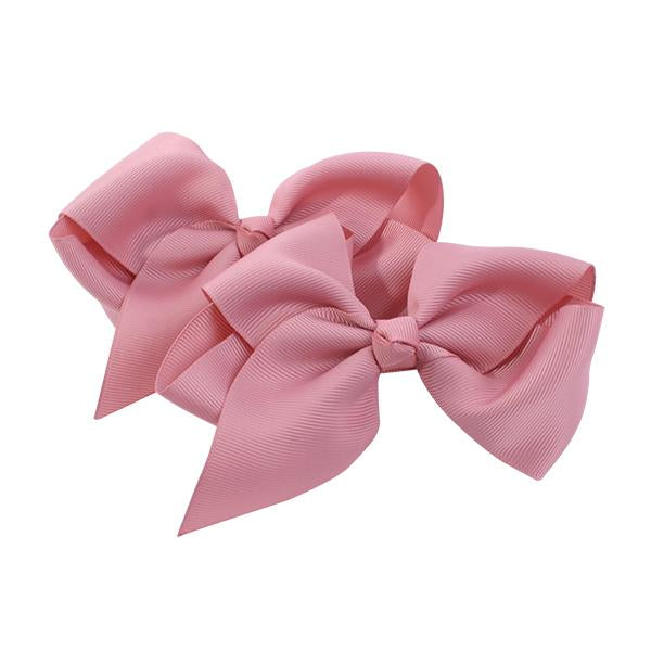 JESSICA BOW - 2PCS PINK - SMALL