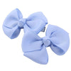 Jessica Bow 2Pcs Blue Small