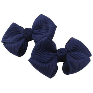 Jessica Bow - 2Pcs Navy - Small