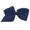 Jessica Bow Navy Large