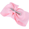 Jumbo Bow Powder Pink