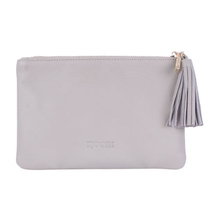 Hanieh Clutch Grey