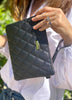 Sophia Clutch Black