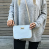 Ashton Clutch - Blue