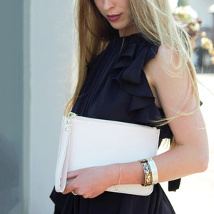 Hayley Clutch S19 Blush