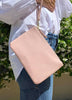 Melissa Clutch Dusty Pink