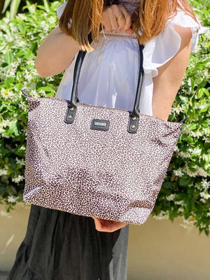 Gabby Bag Leopard