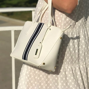 Baby Diana Sport Bag White