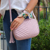 Ruby Speed Cross Body Bag Pink
