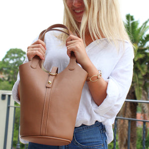 Rowley Bag Tan