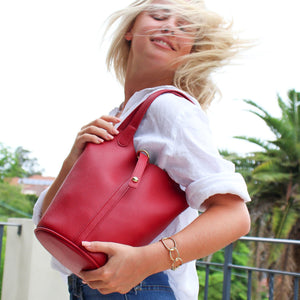 Rowley Bag Red
