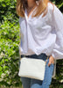 Hugo Cross Body Bag White