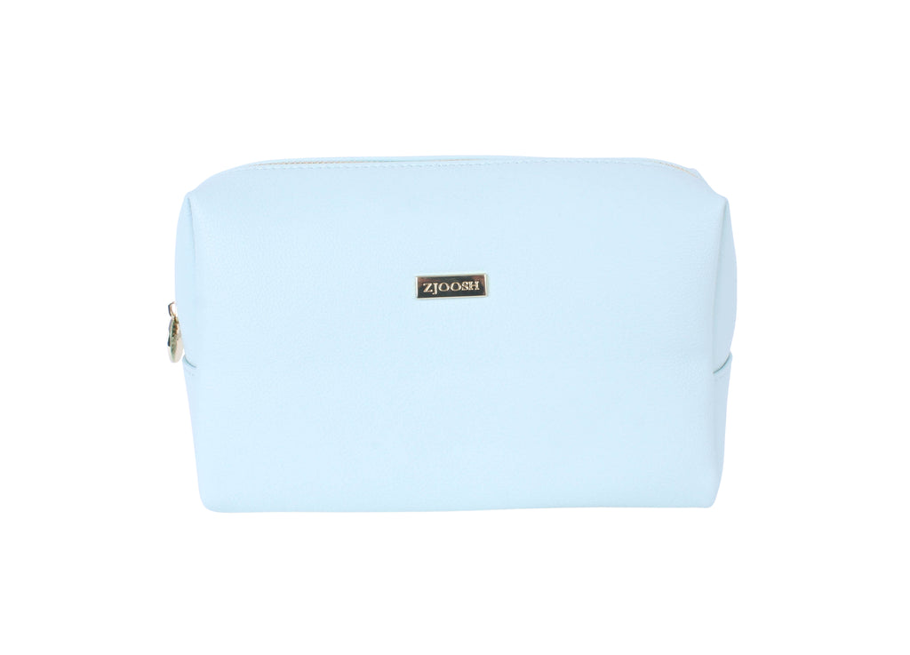 Julianne Cosmetic Bag Blue