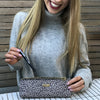 Ruby Pencil Case - Leopard
