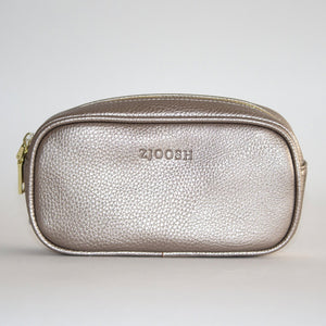 Shirley Cosmetic Bag Bronze