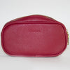 Shirley Cosmetic Bag Red