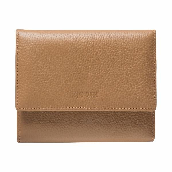 THE ROBYN WALLET TAN