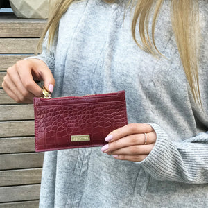 Ella Wallet - Red