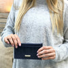 Ella Wallet Navy