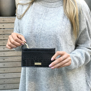 Ella Wallet - Black