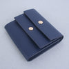 Janie Coin Purse Navy