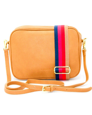 Ruby Max Cross Body Bag Tan