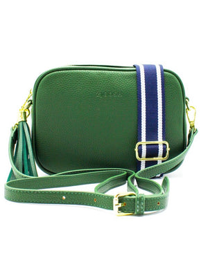 Ruby Sports Cross Body Bag Forest Green