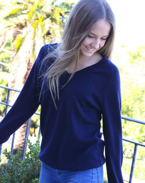 Mellisa Sweater Navy