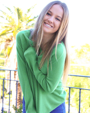 Mellisa Sweater Green