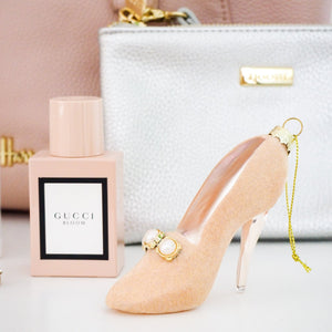 Shoe Bauble Pink