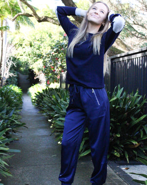 Winona Pants Navy