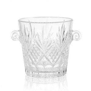 James Crystal Ice Bucket