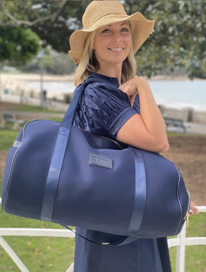 Joshua Gym Bag Navy